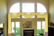 Design Ideas / Design ideas for window treatments.