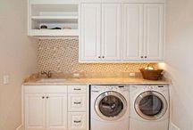 Inredning  / Tvättstuga