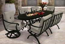 Telluride Collection / Vintage Outdoor Furniture Collection from Castelle - the Telluride Collection