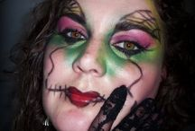Halloween / Halloween Makeup idea