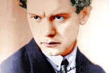 Régi Magyar költők és írók akikről nem készült szines fénykép. / Csak ff képek voltak régen.