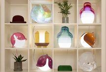 Kleurrijk / Verlichting in hippe trendy kleuren!
