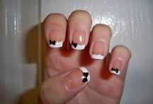 B-E-A-UTIFUL Nails / by Amanda Voss