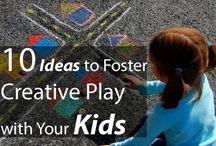 Creative Play Ideas
