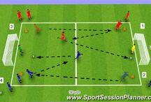 Football Drills