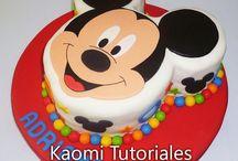 Tortas decoradas tutoriales