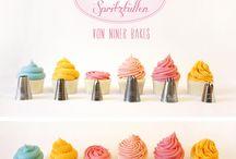 Cupcake Zuckerguss