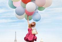 Fly little balloon
