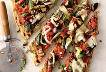 Recipes - Pizzas