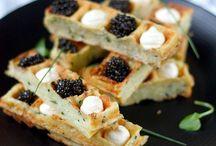 Caviar recipes