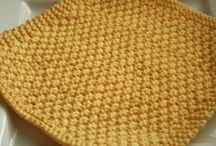 Knitting/Crochet / by Kari Killins