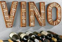 Put A Cork In It / how to decorate with corks. What to make with corks