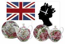 """5 o'clock tea / Seturi de ceai """"Tea for One'"""