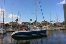Sailing / Our Sailboat adventures
