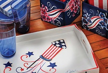 4th of July: Decorations