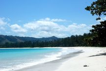 Sumba's southern beaches
