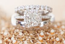 Engagement Rings / by The Dress by Nicole in Wheaton, Illinois