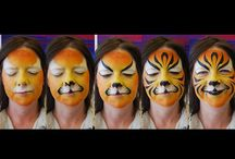 Face Painting - Xavier Day