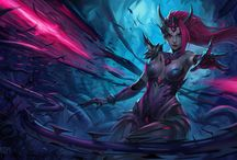 Zyra / i think that her fanarts are too beautiful because also she is