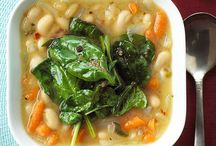 Super Soups for All Seasons / Soup can be an easy but nourishing add-on or a full meal deal.