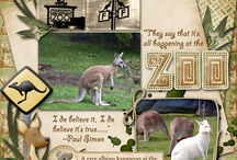 Zoo / by Scrapjazz.com