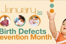 January is National Birth Defects Prevention Month / Birth defects are a heartbreaking topic to discuss, but it's an important discussion to have.