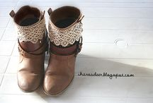 DIY Clothing & Shoes / DIY clothing and shoes / by Amy Rasmuson