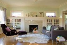 Home- Living room / by Bridgette Simpson