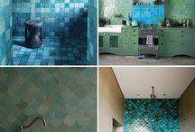 Mediaterranean/blue color in interior / interior design ideas