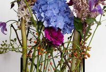 Interesting floral arranging
