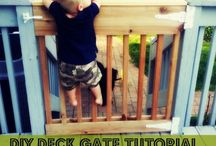 Weekend Projects / Want to get your hands dirty this weekend? Check out these weekend decking projects!