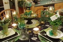 St. Patrick's Day / Celebrating Saint Patrick's Day from decorating to food to drinks and more. / by Lady Rosabell