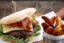 . burger & sandwich