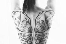 potential/inspirational art/tatts
