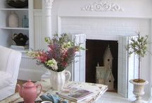 BEAUTIFUL ROOMS and SPACES / by Sharon Hall