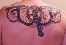 Tatoo de bike