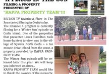 "BRITISH TV SHOW 'A PLACE IN THE SUN' FILMING A PROPERTY BY ""KAPPA PROPERTY TEAM""!!!"