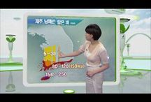 sexy meteo Corea