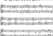Songs for my violin students