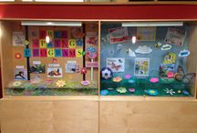 Displays / Ideas and ways that we showcase our library services.