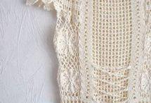 Crochê - Vestidos