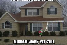 Funny holiday pics / Some pins to make you laugh these holidays!