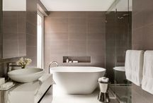 bathrooms / by Designo Spire