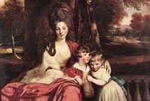 Romantische kunstwerken 18e eeuw
