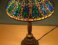 tiffany & stained glass