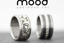 In the mood for love, love rings