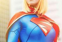 girls heros cosplay