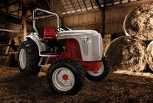 tractors, and, and and / tractors and general things