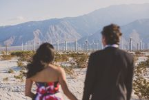 Palm Springs Wedding Photos & Inspriational Ideas