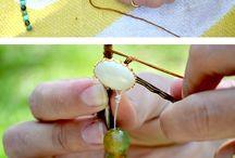 DIY - Hair clips